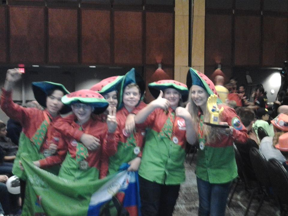 Young Russian engineers succeed at FLL international competition