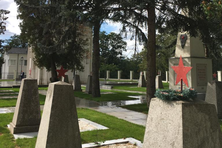 Volnoe Delo Foundation to open memorial to Soviet soldiers in Austria