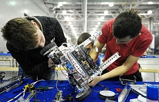 RoboFest opens in Moscow