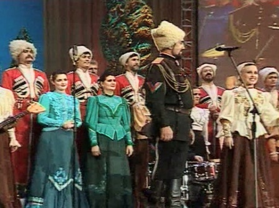 Cossack Choir triumph in Serbia