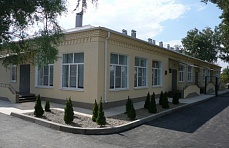 Secondary school renovated in the village of Octyabrskiy