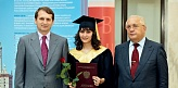 GSPA students received Masters diplomas